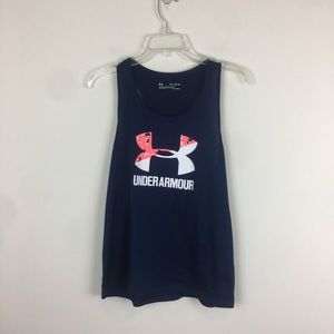 Youth under armor tank top